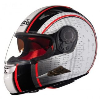 NZI Vitesse II - White/black/red