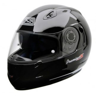 NZI Premium S - metallic black